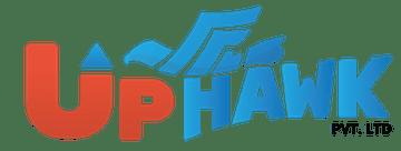 Up Hawk - logo